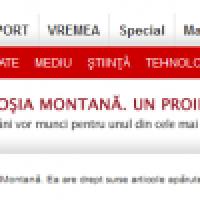 Balaur pentru România